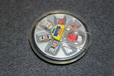 World's Smallest MATCHBOX - Collector Case w/ Magnify Lens - Emergency Vehicles
