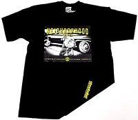 STREETWISE NEIGHBORHOOD WATCH T-shirt Pitbull Tee Men L-4XL Black NWT