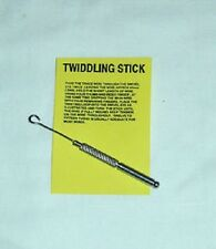 PIKE FISHING: WIRE TRACE TWIDDLING STICK