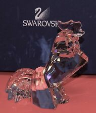 SWAROVSKI CRYSTAL ROOSTER RETIRED Signed Gift for Year 2017 COLLECTIBLE S659246