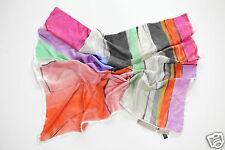 Neu Coccinelle Seide Tuch Schal Halstuch Scarf 90cm x 90cm 1-15 (119)