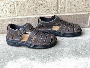 NAOT MEN'S JULIUS 69501 (Fisherman Sandal W/ Removable Footbed, 3 Colors)