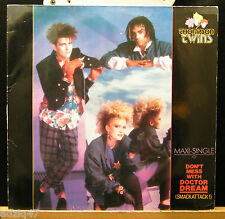 ♪♪ MAXIS 45 T   - THOMPSON TWINS - DON'T MESS WITH DOCTOR DREAM (SMACKATTACK) ♪♪