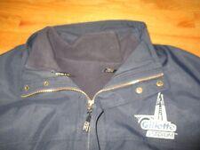 Rare Cutter & Buck NEW ENGLAND PATRIOTS Gillette Stadium (LG) Lined Heavy Jacket