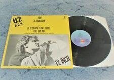 "12"" Vinyl Maxi Single - U2 R.O.K. Fire GEMA/Stemra/Biem Deutsche Pressung"