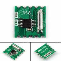 5Pc FM Stereo Radio Module RDA5807M RRD-102V2.0 Wireless Receiver For Arduino UE