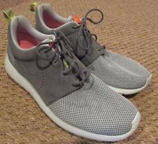 f48ee0e17a140 Mens NIKE ROSHE RUN Running Shoes Grey Textile 511881-009 Sz 10