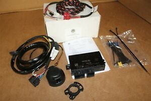 13 Pin Towbar Electrics Kit VW Golf MK7 Hatch 2013-17 5G1055204 New Genuine part