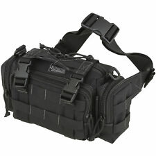 "Maxpedition Proteus Versipack Bag 9""x6""x3"" Black 0402B"