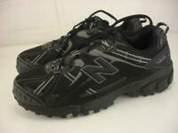 Men's 12 4E Extra Wide New Balance 411 Black All Terrain Trail Running Shoes USA