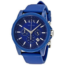 Armani Exchange Active Blue Dial Mens Watch AX1327
