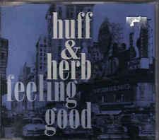Huff&Herb- Feeling Good cd maxi single