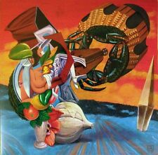 Mars Volta OCTAHEDRON Rodriguez Lopez Records GATEFOLD New Sealed Vinyl 2 LP