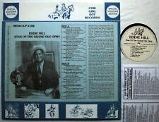 Eddie Hill LP STAR OF THE GRAND OLE OPRY German import