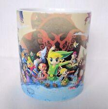 The Legend Of Zelda - The Wind Waker - Nintendo Game - Coffee MUG CUP