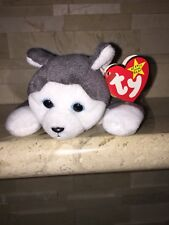 TY NANOOK 4104 BEANIE BABIES 4TH GENERATION TAGS