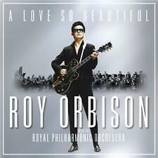 ROY ORBISON WITH THE ROYAL PHILHARMONIC ORCHESTRA A LOVE SO BEAUTIFUL CD 2017