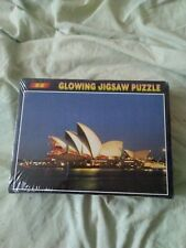 Sydney Opera House Glowing Jigsaw Puzzle-500 pieces - still cellophane-sealed