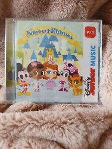 V/A: DISNEY JUNIOR NURSERY RHYMES (CD.)