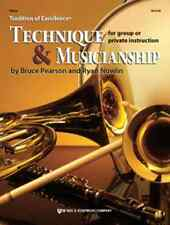 """Tradition Of Excellence """"Technique & Musicianship"""" Oboe Music Book Brand New!"""