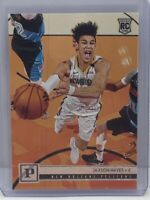2019-20 Panini Chronicles #129 Jaxson Hayes RC Rookie New Orleans Pelicans