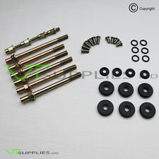 Black Low Profile Valve Cover Washer Kit - Honda Civic Integra DC5 K20 K-Series
