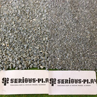 Serious-Play Grey Granite / Slate Chips Model Scenery Scatter Railway Warhammer