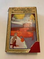 1930 Airplane Boys Discover The Secrets Of Cuzco by EJ Craine Hardcover with DJ