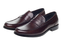 John White WALLACE Loafer Shoes/Brown - UK8 SRP £120.00