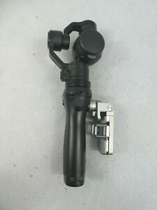 DJI Osmo Zenmuse X3 Gimball Camera 20mm Lens With Phone Holder Used Untested