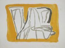 Lithographie Originale de Bram Van VELDE,     M-P numéro 117