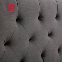 King / California King Bed Headboard Modern Upholstered Diamond Tufted Headboard