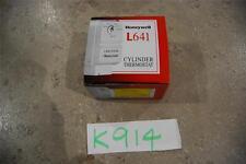 HONEYWELL TERMOSTATO CILINDRO L641A1039 40'-80'C GAMMA STOCK #K914