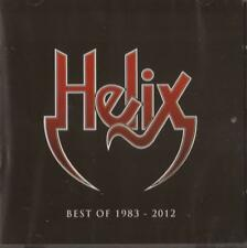 Helix - Best Of 1983-2012 (CD) NEW / SEALED 2 CD Set