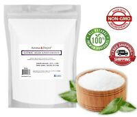 Pure Citric Acid Powder 5 Lb HIGHEST QUALITY Grade A Food Grade FCC/USP