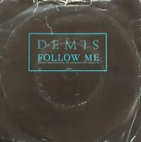 "Demis Roussos-Follow Me/Lament Vinyl 7"" Single.1982 Polydor DR 2."