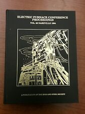Electric Furnace Conference Proceedings, Vol. 52 Nashville, ISS-1994