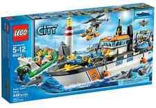 LEGO ® City 60014 utilisation de la garde côtière NEUF Coast Guard patrol new NRFB