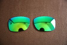 PolarLens POLARIZED Green Replacement Lens for-Oakley Jupiter Squared Sunglasses