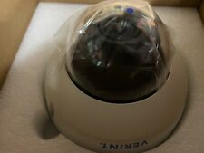 New Verint 3MP Fixed Dome Outdoor IP Camera V4530FDW-DN
