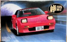Fujimi 1/24 Midship Runabout Toyota Mr-2 Super Charger Model Kit