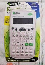 Scientific Calculator Datexx Ds-700 2-line 224-Function Ti-30X Iis Ti30X -b13