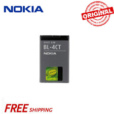 Genuine Brand New Nokia BL-4CT Battery