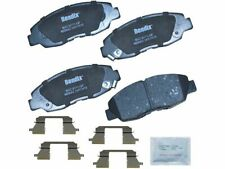 For 2010-2014 Honda Insight Brake Pad Set Front Bendix 99949TM 2011 2012 2013