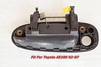TOYOTA COROLLA AE100 92-97 BLACK OUT SIDE DOOR HANDLE GOOD QUALITY