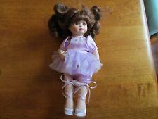 Vintage Delton Products Vintage 9 Inch Porcelain Doll