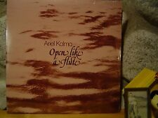 ARIEL KALMA Open Like A Flute 2xLP/1981-1984/Ltd.300/Terry Riley/Popol Vuh/NEW!
