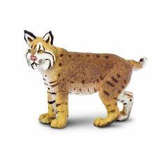 Safari Ltd. Bobcat Wildlife Replica Figure Toy 297029 New Free Shipping