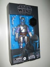 "JANGO FETT ( 6"" ) STAR WARS ( BLACK SERIES ) GAMESTOP ( 2020 ) ACTION FIGURE"
