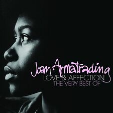 JOAN ARMATRADING: LOVE & AND AFFECTION THE VERY BEST OF CD GREATEST HITS / NEW